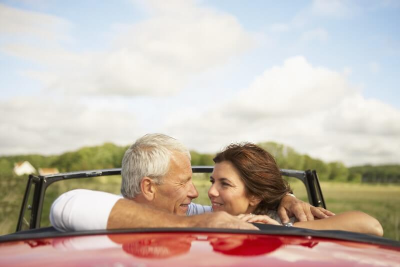 singles over 40 have taken a road trip
